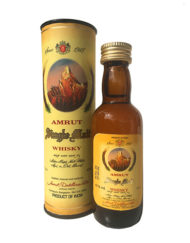Whisky amrut Single Malt elaborado en la India en el año 2006