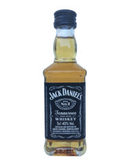 botella de whisky jack daniels n7 old whiskey