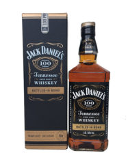 Jack Daniels Bottled in bond 100 proof botella de whisky de edicion especial